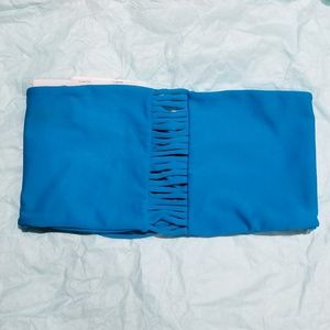 MIKOH NWT Sunset Top in Turquoise Size Large